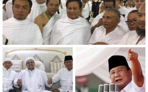 Habib Rizieq Pulang Setelah Prabowo-Jokowi Bertemu?