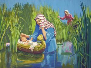 Cara Allah Menyelamatkan Bayi Nabi Musa dari Kekejaman Firaun