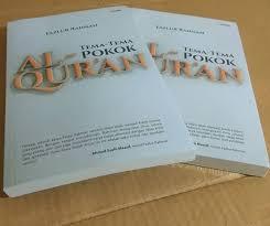 Ikhtiar Tafsir Tematik Al-Qur'an