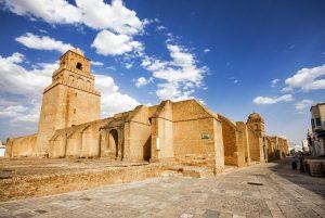 Kairouan, Warisan Islam Tertua di Tunisia