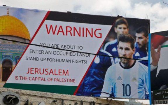 Dunia Islam Pekan Ini (2-8 Jun): Timnas Argentina, Israel dan Gugurnya Razan Al Najjar
