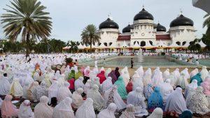 Niat Shalat Idul Fitri, Tata Cara dan Bacaan Lengkap Beserta Artinya