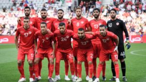 Ini Shalawat yang Dibaca Timnas Tunisia Sebelum Pertandingan Piala Dunia 2018