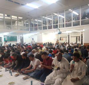 Sholawat pun Bergema di Inggris Raya Merayakan Maulid Nabi Muhammad