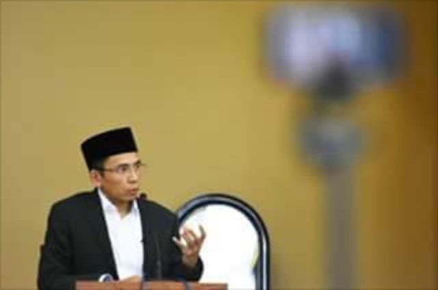 Tuan Guru Bajang dan Langkah Politiknya
