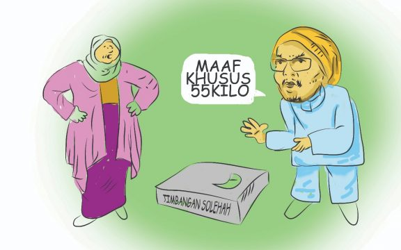 Perempuan Saleha 55 Kg Viral, Ini Klarifikasi Ustadz Hanan Attaki