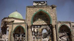 Masjid Agung An Nuri yang Diledakkan ISIS Akan Direstorasi