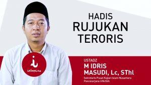 Argumentasi Hadis Rujukan Islam Radikal