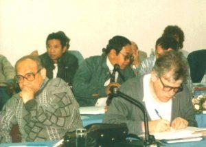 Persahabatan Gus Dur dengan Leonard Swidler