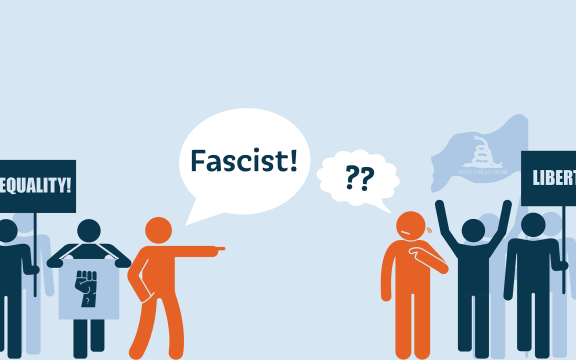 Fasisme dan Persekutuan Suci Melawan Takdir