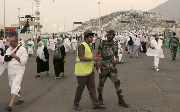 Hukuman Berat Untuk Haji Ilegal