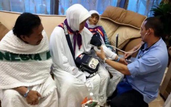 Ada 1.821 Tenaga Medis dan 7 Ton Obat-Obatan pada Pelaksanaan Haji 2018