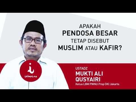Muslim atau Kafir? Yuk Belajar Lagi Konsep Ini