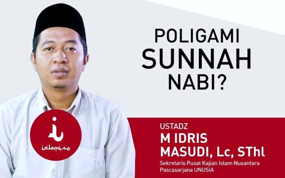Poligami Sunnah Nabi, Benar Nggak Sih?