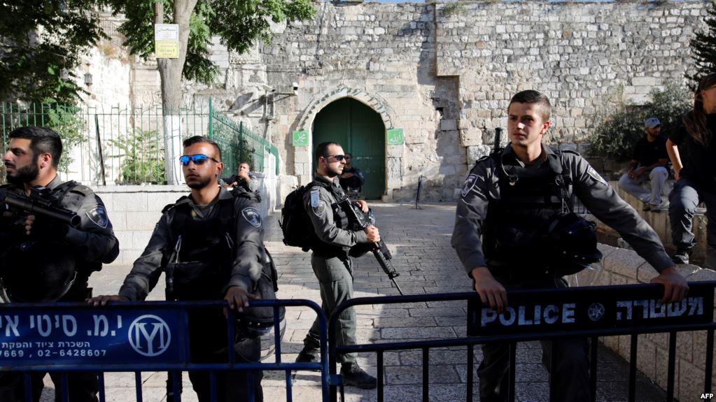 Tahun Baru Yahudi,  Masjid Ibrahimi Justru Ditutup oleh Israel