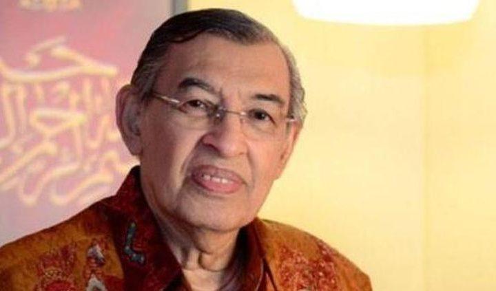 Prof. Quraish Shihab: Sucikan Nama Tuhanmu, Jangan Takbir Untuk Perpecahan