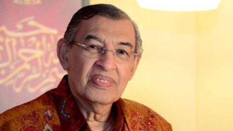 Prof. Quraish Shihab: Pada Dasarnya Tidak Ada Larangan Bernyanyi dan Menggunakan Musik