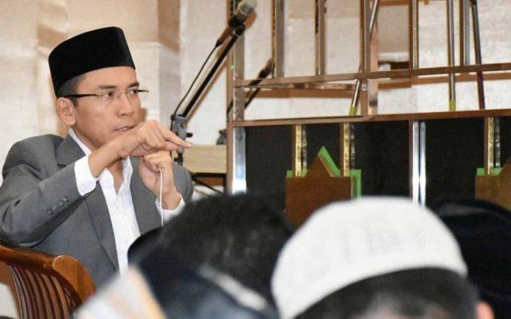Tuan Guru Bajang dan Prasangka Buruk Sebagian Muslim Kita