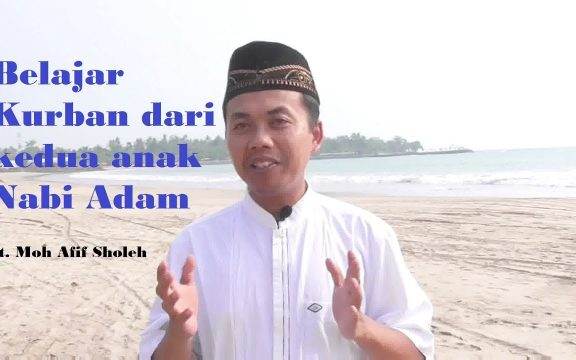 Belajar Qurban dari Kedua Anak Nabi Adam