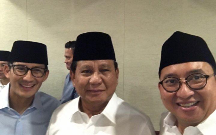 Prabowo-Sandiaga dan Politik Golongan Pura-pura Miskin