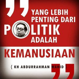 Humor Gus Dur: Mengerjai Ajudan TNI AL yang Tidak Bisa Renang