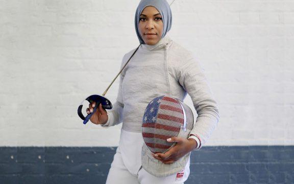 Refleksi Haji  Wanita Muslim Amerika Pertama Peraih Medali  Olimpiade