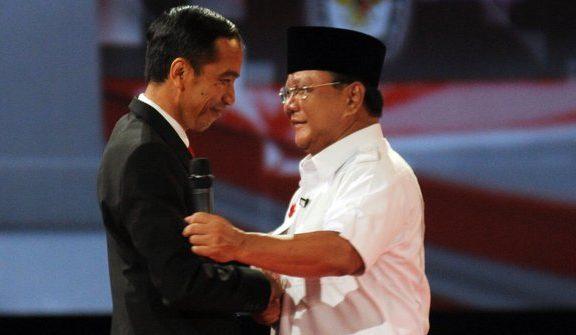 Flip-flop dalam Politik Jokowi-Prabowo yang Bikin Baper Banyak Orang