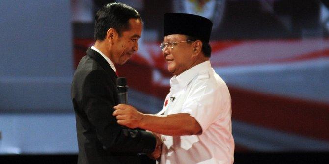 Menanti Persaingan Sehat Prabowo dan Jokowi, Bukan Sekadar Politisasi atau Saling Sindir Belaka