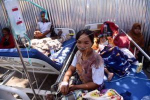 Memprioritaskan Anak dan Perempuan dalam Kondisi Bencana