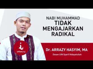 Nabi Melarang Kekerasan Atas Nama Agama