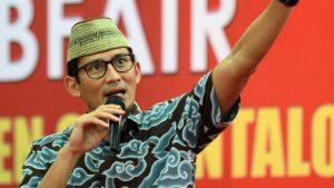 Sandiaga Uno Diusulkan Sebagai Calon Ketum Partai Kakbah, Mabrur Gak Ya?