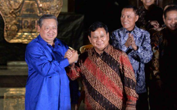 Prabowo-SBY, Duet Jenderal yang Membuat Sejarah Kita Seakan Mundur Jauh Lagi
