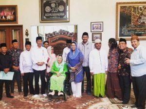 Mbak Yenny, Jokowi, Mahfud dan Kiai Madura