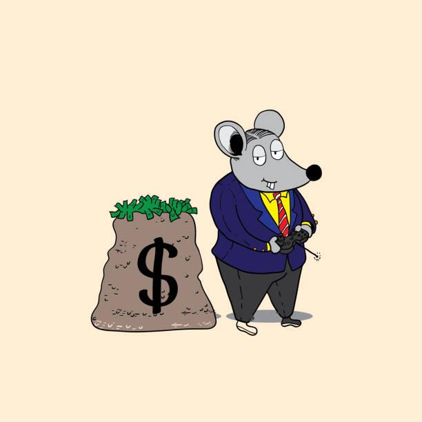 Tikus Aja Gila, Apalagi Koruptor