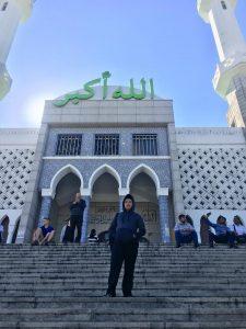 Kisah Saya Berjumpa Masjid Indonesia di Negeri Boyband (Bag-1)