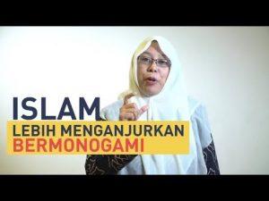 Saya Bangga Jadi Muslim Karena Memilih Monogami