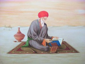 Ketika Imam As-Syafii Banting Setir, dari Sastrawan Menjadi Ahli Fikih