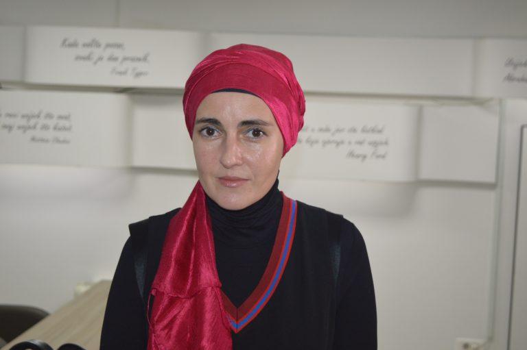 Aida Begic, Sineas Bosnia Pembela Anak Yatim Piatu