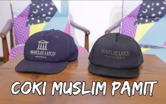 Pamitnya Muslim-Coki dan Kisah Sufi yang Harusnya Dibaca Golongan Kami
