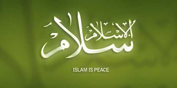 Islam Menebar Perdamaian, Bukan Kekerasan