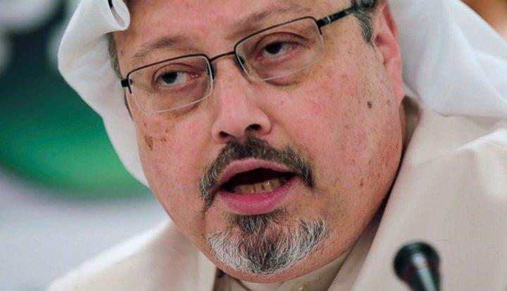Jalan Berliku Jamal Khashoggi