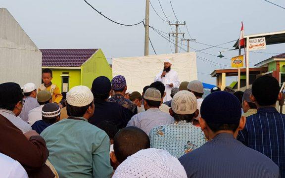 Kisah Pardi di Kampung Islami