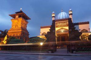 Berkah Masjid-masjid Bersejarah