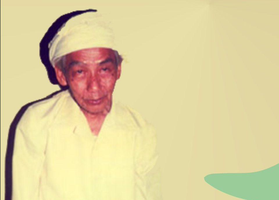 K.H. Arwani Amin Penulis Kitab Qiraat Pertama di Indonesia