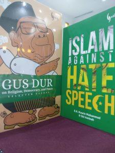 Buku Pemikiran Gus Dur Berbahasa Inggris Diluncurkan