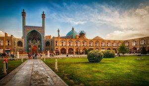 Isfahan, Kota Mode Sebelum Perancis