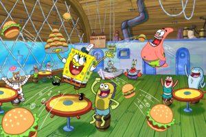 SpongeBob SquarePants, Stephen Hillenburg dan Tujuh Dosa Besar