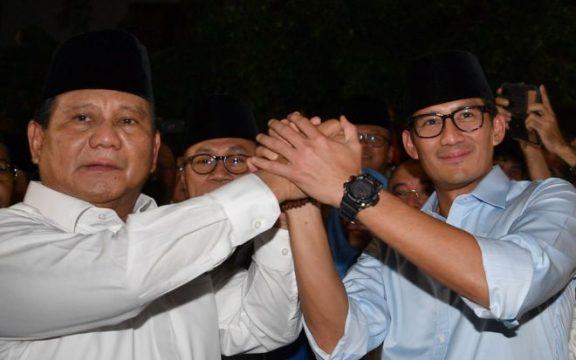 Begini Satu-satunya Cara Prabowo-Sandi Bisa Memenangkan Pilpres 2019 (Bag-2 Habis)