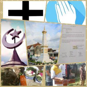 Nisan Salib yang Dipotong