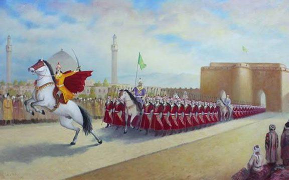 Sejarah Peradaban Persia